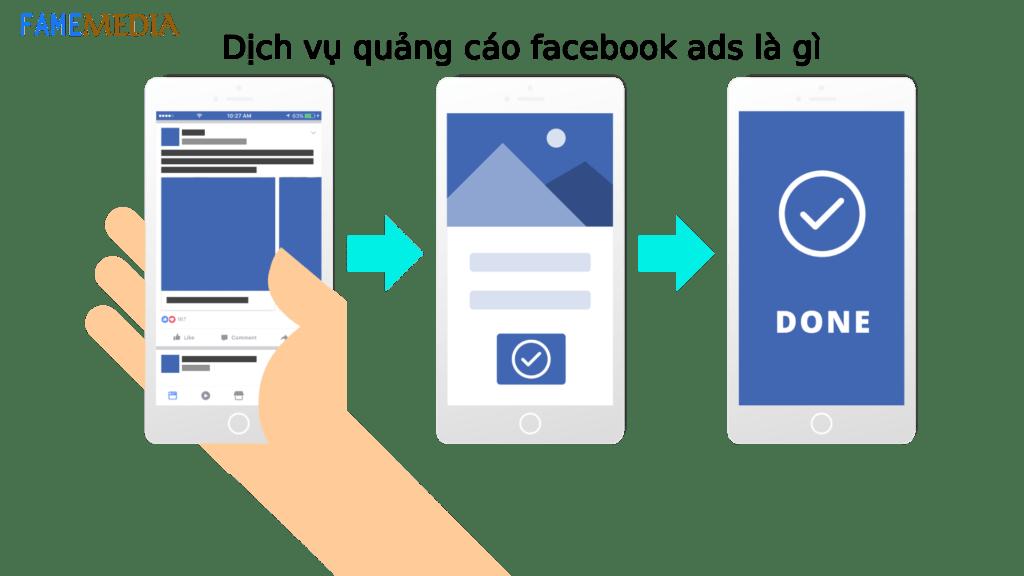 Dịch vụ quảng cáo facebook ads là gì