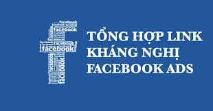 Mẫu kháng nghị FacebookMẫu kháng nghị FacebookLink kháng nghị Facebook 2020Mẫu kháng nghị quảng cáo Facebook