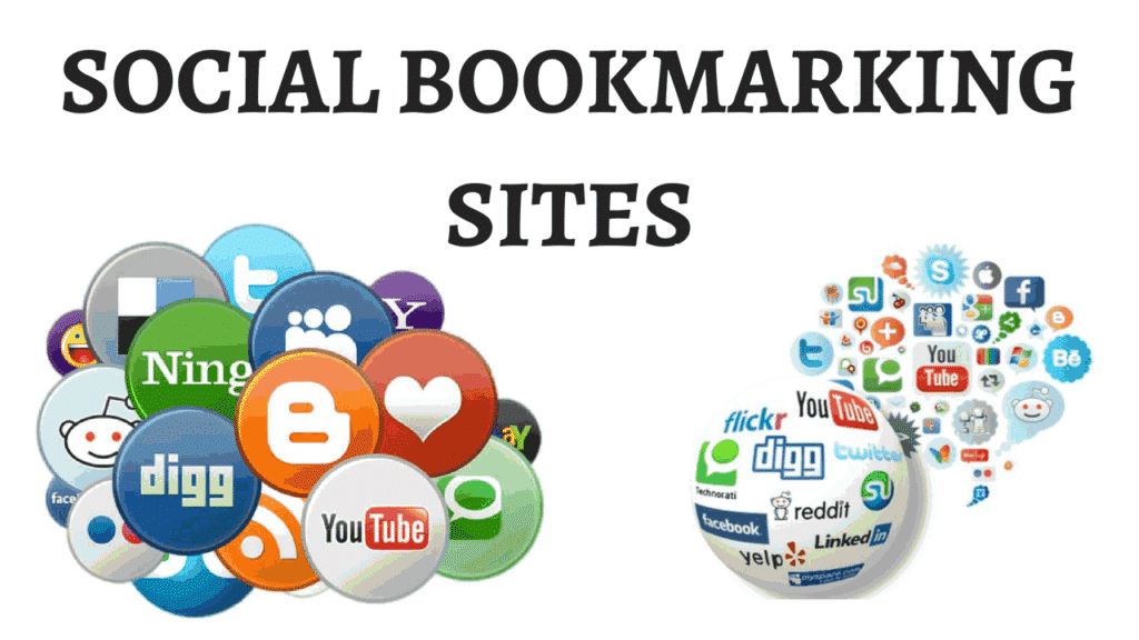 Danh sách social bookmarking