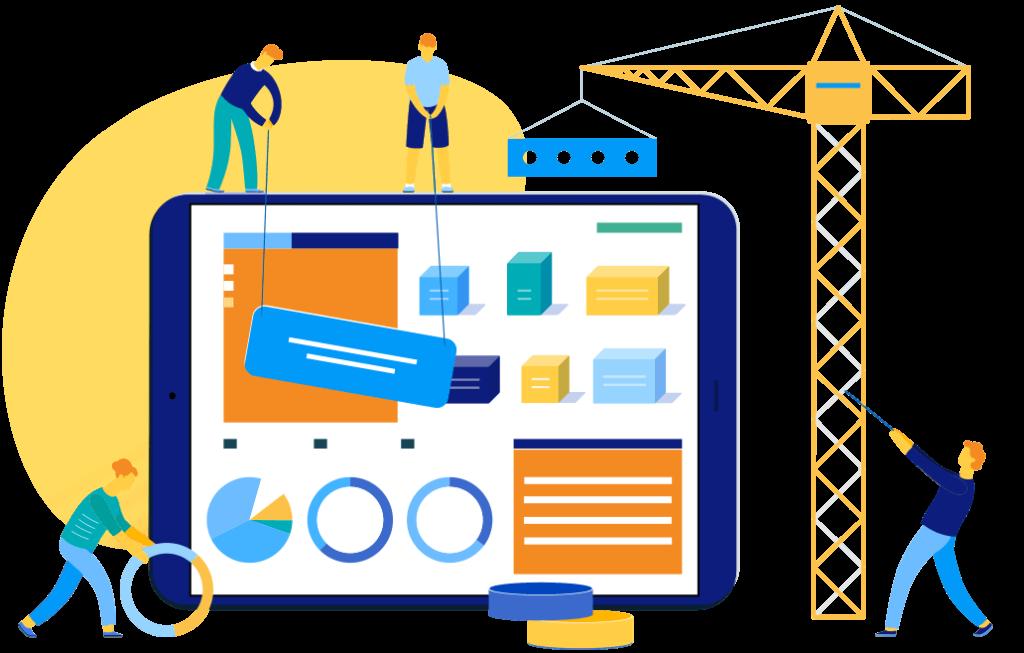 Xây dựng nền tảng bán hàng online 2021
