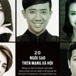 Top 20 ngôi sao nổi tiếng nhất Việt Nam 2021