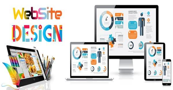 khuyến mãi thiết kế website