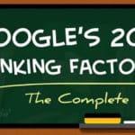 200+ yếu tố xếp hạng Google