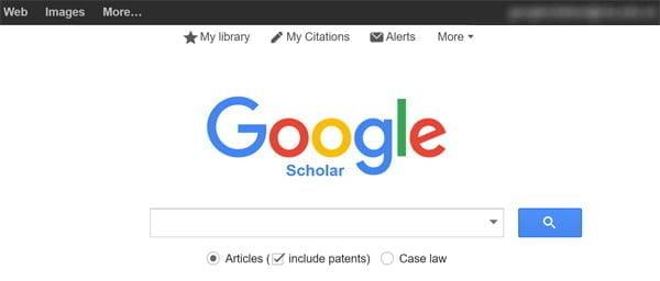 Google Scholar là gì