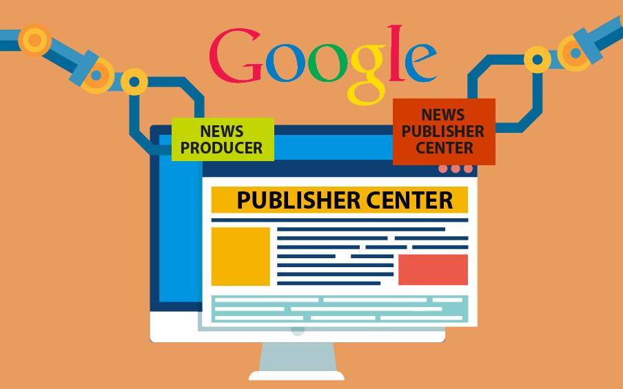 Google-publish-center là gì
