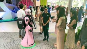 Cho thuê robot quảng cáo và tổ chức sự kiện
