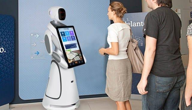 robot quảng cáo tại tphcm