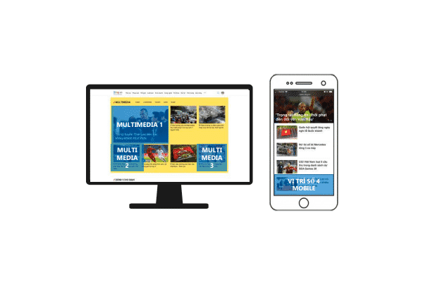 Chi phí quảng cáo trên Zing vị trí Home Page Multimedia