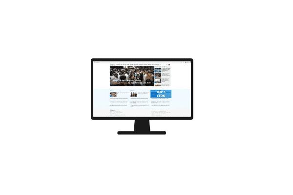 Chi phí quảng cáo trên Zing vị trí Home Page Thông Tin Doanh Nghiệp